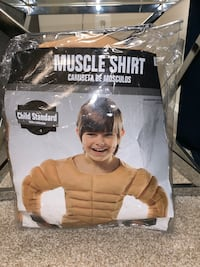 Child's Halloween costumes