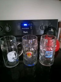 3 true german fest beer mugs Sioux Falls, 57106
