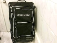 Grit, tower hockey bag on wheels, sherwood Montreal