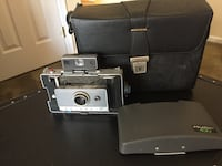 Vintage Polaroid Land Camera Automatic 100 Little Falls, 07424