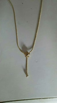 gold hearth pendant chain necklace Peterborough