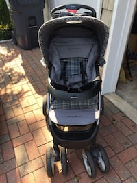 Baby's black and gray stroller Somerville, 08876
