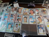 Old baseball cards 1969 Concord, 94520