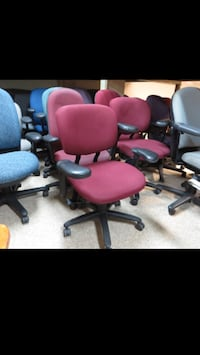 Assorted Office Chairs Edmonton, T5P 4Y7