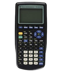 Graphing Calculator - Texas Instruments TI-83 Plus