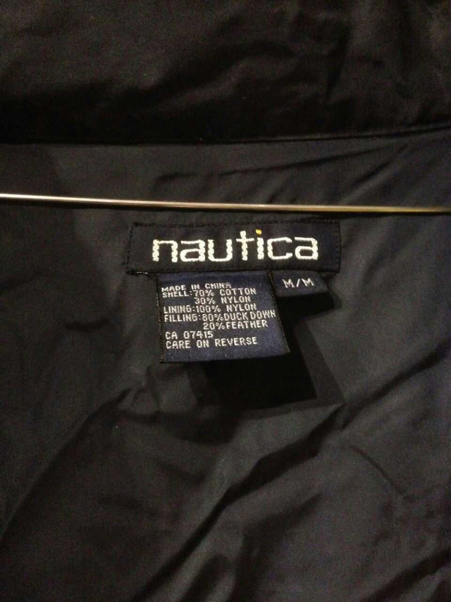 Nautica jakke US medium str - Oslo