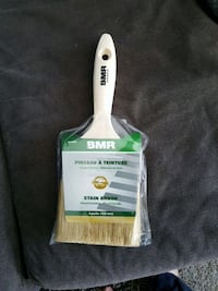 white BMR stain brush $5 or 6 brushes for $25.00 Kitchener, N2A 1T1