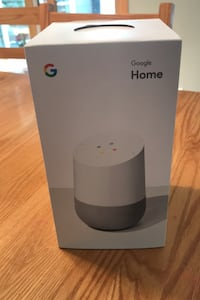 Google Home - never used, still in the box Maple Grove, 55311