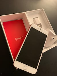 Red iPhone 6 -126gb Aurora, 80247