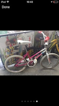 pink and white BMX bicycle screenshot Montréal, H3W 2E7