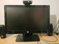 Hp Lcd Monitor Combo with keyboard Abbotsford, V2S 7M7