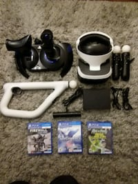 Psvr.  **Cash and local pickup ONLY**