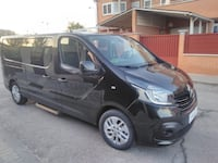 RENAULT - RENAULT TRAFICC DCI 125 ENERGY 6117 km