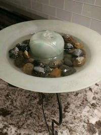 Table Top Water Fountain Sherwood Park, T8E 1G8