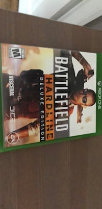 Xbox One Battlefield Hardline game case South Setauket, 11720