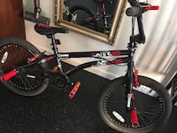 black and red BMX bike San Pablo, 94806