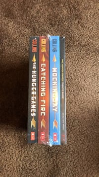 NWT The Hunger Games Book Trilogy  San Francisco, 94133