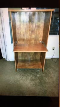 TV or computer cabinet with sliding shelf Warner Robins, 31093