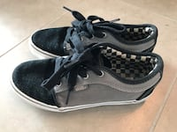 Vans shoes kids (size 2.5)  Coquitlam, V3B