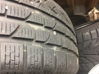 "17"" winter tires pirelli Toronto, M6J 3L6"
