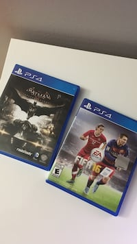 $25 for both ps4 games