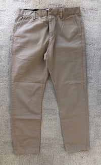 Topman skinny fit tapered pants size 34 worn only once  Winnipeg, R2V 2S6