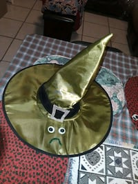 Great Green Witches Hat She is looking  Corpus Christi, 78415