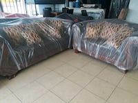 Brand new sofa and loveseat on ssle Winter Haven, 33880
