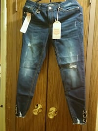 Pierce Wax Jean Sz 9 Washington, D.C.