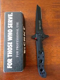 Folding Knife CRKT M16-13SFG BNIB