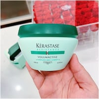 PRICE IS FIRM, PICKUP ONLY - Kerastase Resistance Volumactive - Discontinued Masque  200ML- Toronto, M4B 2T2