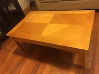 2 level Real Wood Living Room Table New York, 10301
