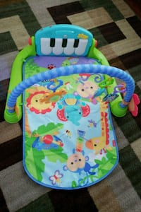 Fisher price kick and play piano play mat Warrenton