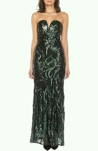 BNWT EMBELLISHED GOWN Toronto, M5B 2H5