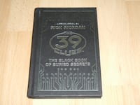 The 39 Clues - The Black Book Of Buried Secrets Surrey