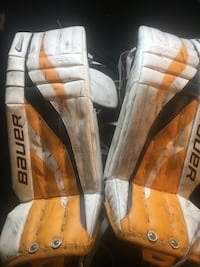 Bauer reactor 4000  size 35+1 used for one season boght for 749.99