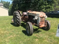 Ford tractor and plow (works perfectly) Boyce, 22620