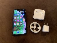 iPhone XS Max Unlocked 512GB Black Washington