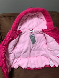 Girls coat, size 4, new Delta, V4C 4W9