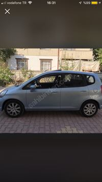 Honda - Jazz / Fit - 2008 Antalya
