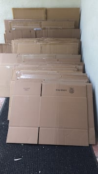 65 sturdy/ moving storage boxes Carlsbad, 92010