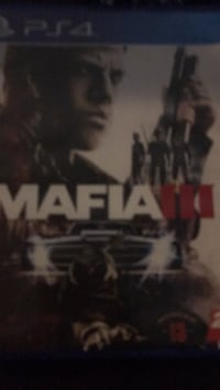 Xbox One Mafia III case Highland, 92410