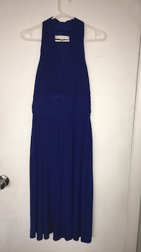 Women's blue sleeveless dress Palm Harbor, 34684