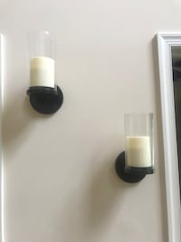Set of 2 pottery barn sconces Old Bridge, 08857