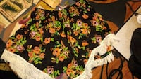 Organic made Light weight floral shorts.  West Des Moines, 50266