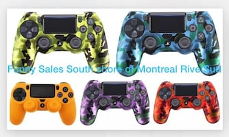 PlayStation silicone cover PS4 controller