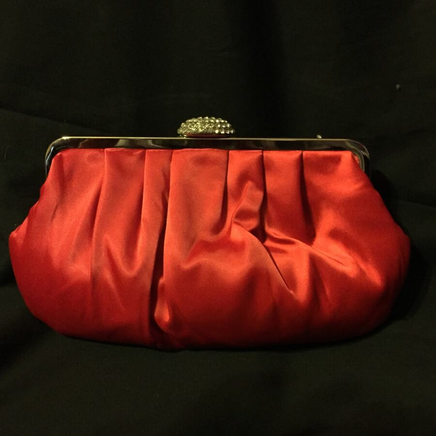 Gorgeous red purse