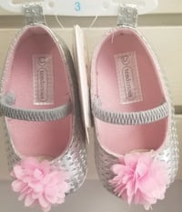 Baby pre walker fancy shoes communion baptism special occasion stylish