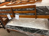 TWIN/ TWIN BED FRAME FLOOR MODEL SALE @3900 CHESTER AVE Bakersfield
