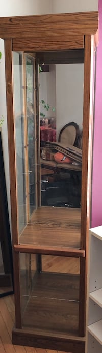 China cabinet with 5 glass shelves Fairfax, 22031